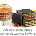 Jak wybrać najlepszą suszarkę do owoców, warzyw i grzybów