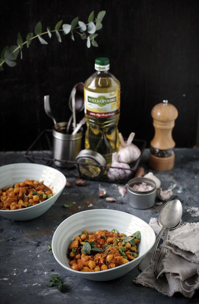przepis na curry