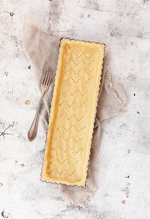 Kinga Ciszewska malekulinaria Jak zrobić kruche ciasto na tartę